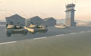 Abrams tanks in FB Phoenix