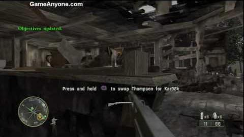 Call of Duty 3 HD - The Crossroads 2 2