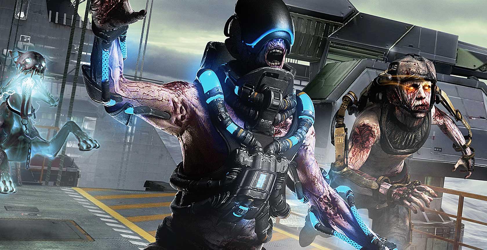 Blinker Call Of Duty Wiki FANDOM Powered By Wikia - Call duty exo zombies trailer looks epic