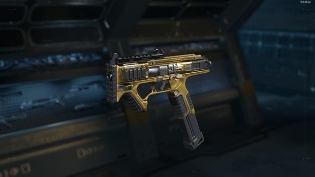 File:L-CAR 9 Gunsmith Model Gold Camouflage BO3.png