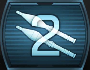 RPG-7 x2 Perk Icon MWR