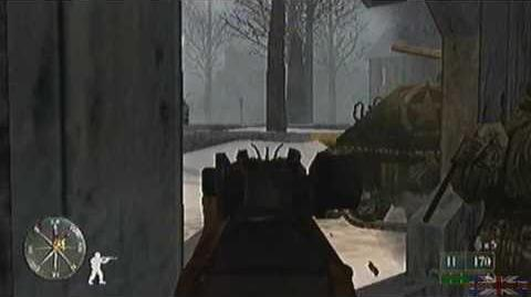 Call of Duty 2 Big Red One - Germany, Mission 12 Part 1