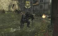 Riot Shield Squad members MW3