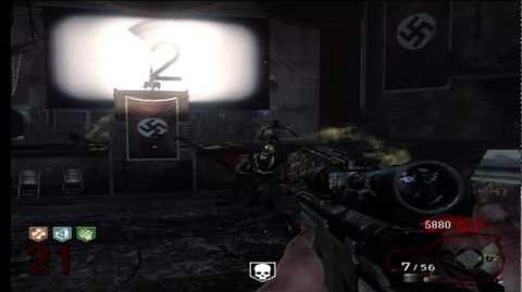 Black Ops Zombies - L96A1 Upgraded (L115 Isolator)