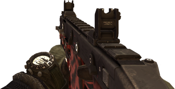 File:Vector Red Tiger MW2.png