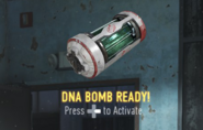 DNA Bomb obtaining AW
