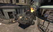 BTR-80 Bag and Drag MW3