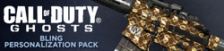 Bling Personalization Pack Header CoDG