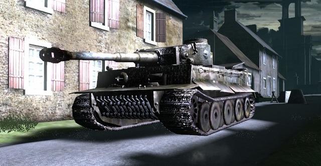 File:Tiger I CoD2.png