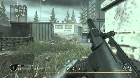 COD4 Cage Match - Shipment