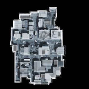 Cracked minimap BO