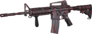 M4 Carbine Red Tiger MWR