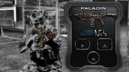 Paladin Preview BOII