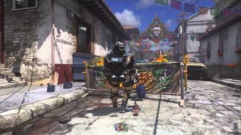"""Call of Duty Ghosts """"Departed"""" Death Mariachi! TDM (PS4 Gameplay)"""