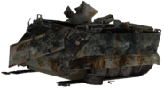 M113 Destroyed BOII