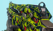 M8A7 First Person Integer Camouflage BO3