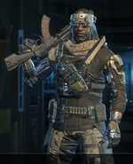 Prophet Sight outfit BO3