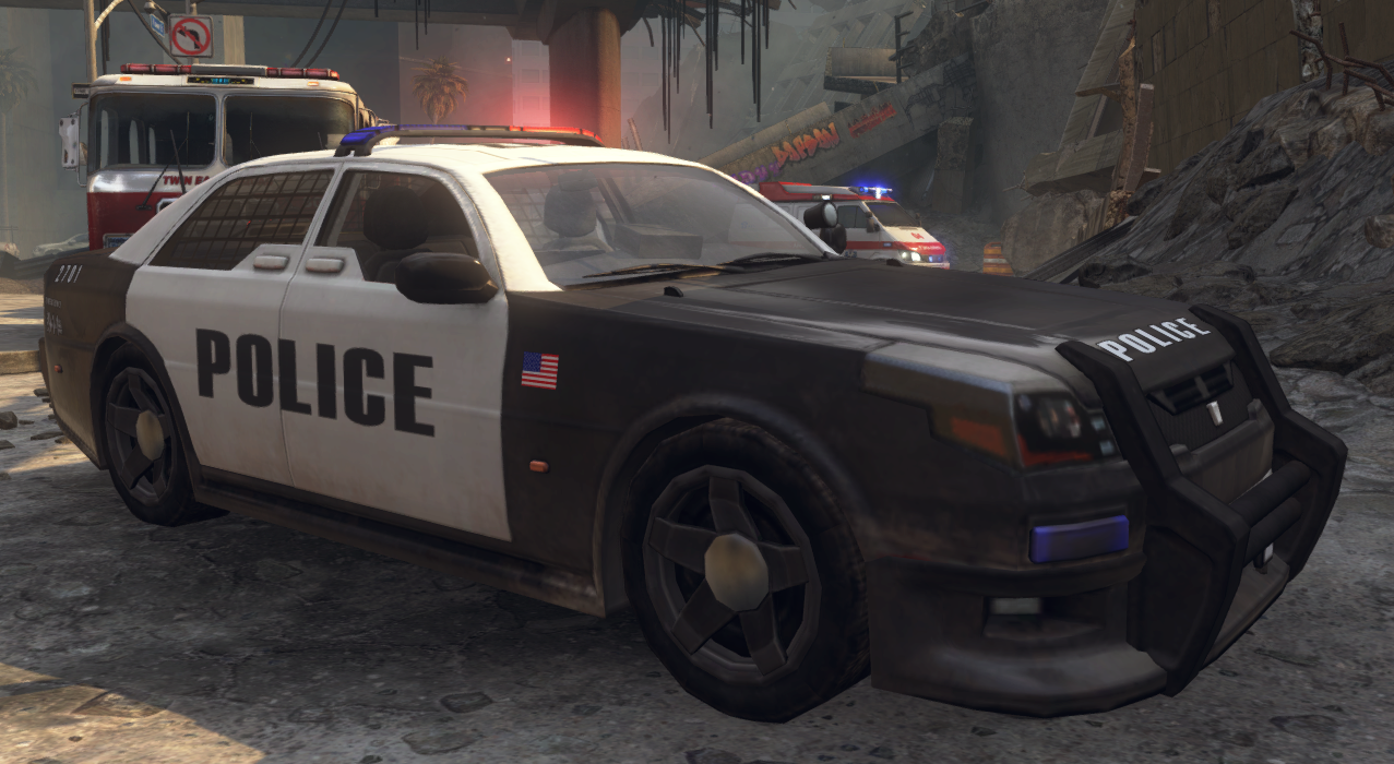 Image - LAPD Squad Car BOII.png | Call of Duty Wiki ...