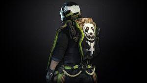 Panda Exoskeleton Pack AW