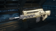 M8A7 Gunsmith Model Diamond Camouflage BO3