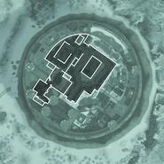 The Gulag minimap 1 MW2