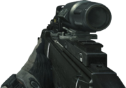 G36C Hybrid Sight Equipped MW3