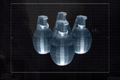 Frag Grenades Diagram MW2