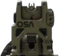 ARX-160 iron sights CoDG.png