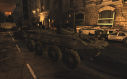 BTR-80 Second Sun MW2