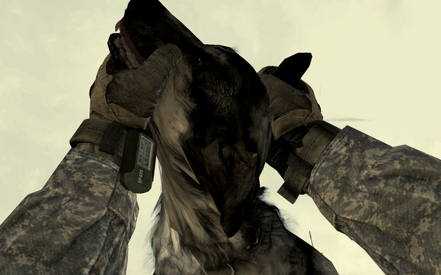 File:Player countering an attack dog MW2.png