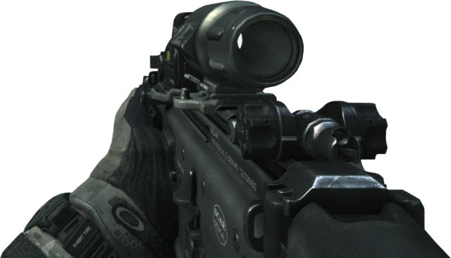 File:SCAR-L Hybrid Sight On MW3.png