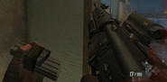 M16A1 Reflex Fast Mag M203 BOII
