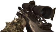 Barrett .50cal Silencer MW2