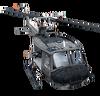 Chopper Gunner HUD icon BO