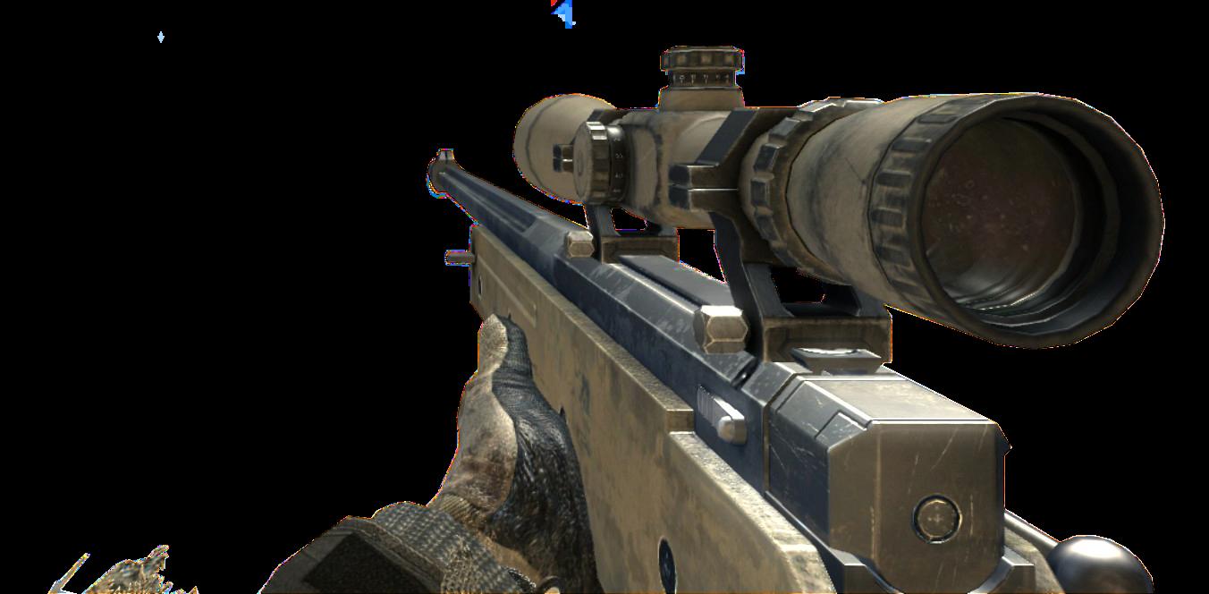 MW2 red tiger MW3 sniper pack (Call of Duty: Modern Warfare 3 ...