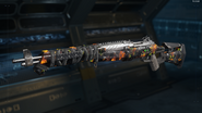MX Garand Gunsmith Model Underworld Camouflage BO3