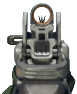 Peacekeeper MK2 Iron Sights BO3