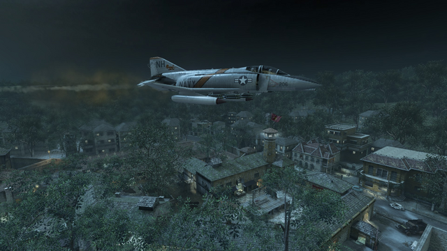 File:AdvancedRookie Hanoi Napalm Strike plane flying overhead.png