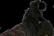MP5K ACOG Scope MW2