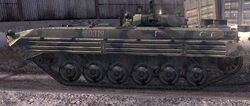 BMP-2 side view All In CoD4