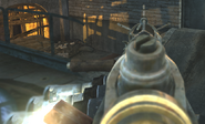 Wunderwaffe DG-2 iron sights WaW