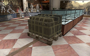 Ammo crate Museum MW2