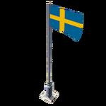Flag 22 Sweden menu icon CoDH