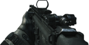 SCAR-L Red Dot Sight MW3