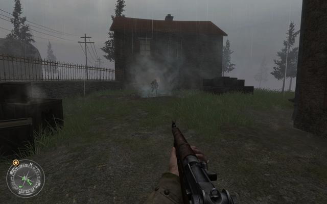 File:Zombie Nazi Approaching Hill 400 CoD2.png