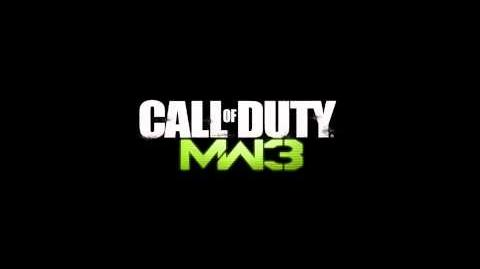 Call of Duty Modern Warfare 3 Delta Force Victory Theme