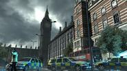 Metropolitan Police Service looking nice Mind the Gap MW3