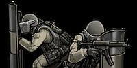 Riot Shield Squad