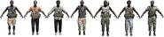 Africa Militia Models