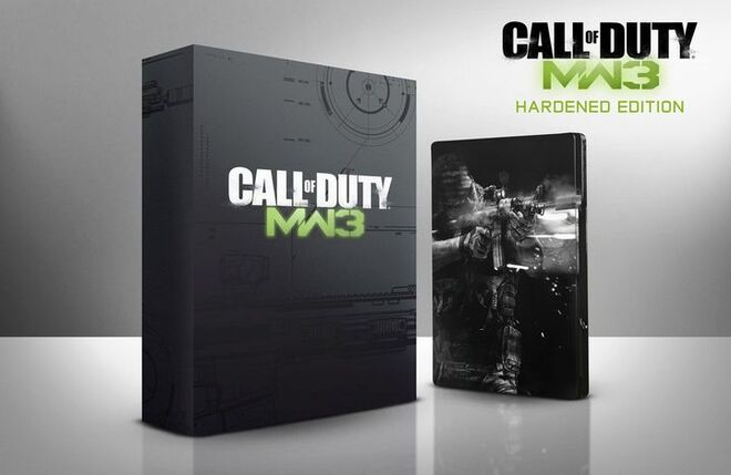 Call of Duty Modern Warfare 3 Hardened Edition